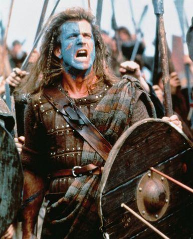 Ils seront crées Mel-Gibson---Braveheart-Photograph-C10102033