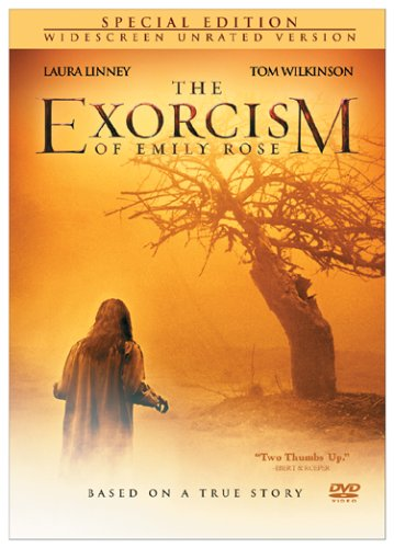 the exorcism of emily rose The use of the supernatural—specifically, the presence of demons— in scott  derrickson's the exorcism of emily rose (2005) can be illustrative.