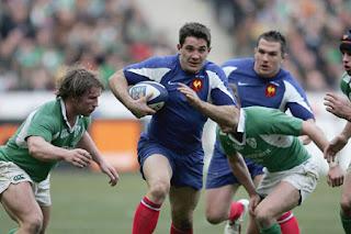 Rugby :France Vs Ireland 13.08.11  France+vs+ireland-555