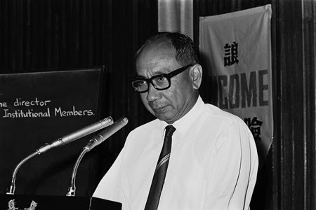 goh keng swee contirbution to singapore Singapore remained one of few independent states to issue currency under a currency board until 2003 he was instrumental in the founding of monetary authority of singapore (mas) he undertook major restructuring of mas' key functions - monetary policy, reserve management, and supervision and development of the financial sector.