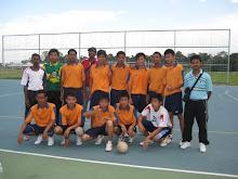 2009霹雳州第三的手球队~Manjung