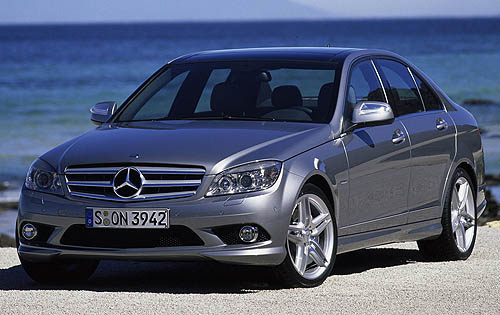 New Mercedes-Benz C-300