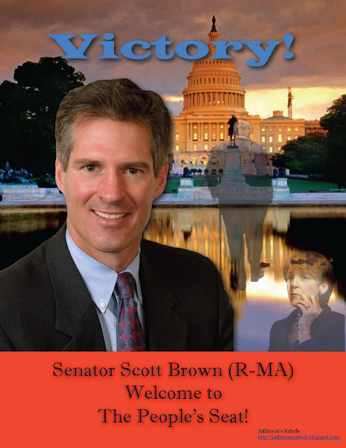 victory welcome scott brown to the people's seat