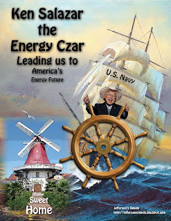 ken salazar the energy czar
