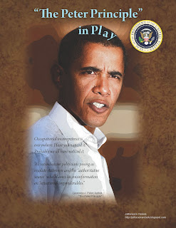 obama the peter principle in play