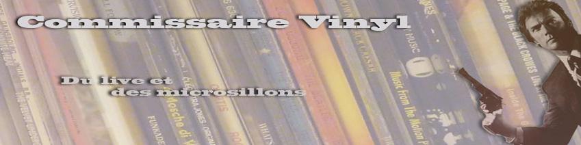 Commissaire Vinyl
