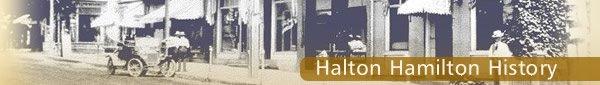 Halton Hamilton History