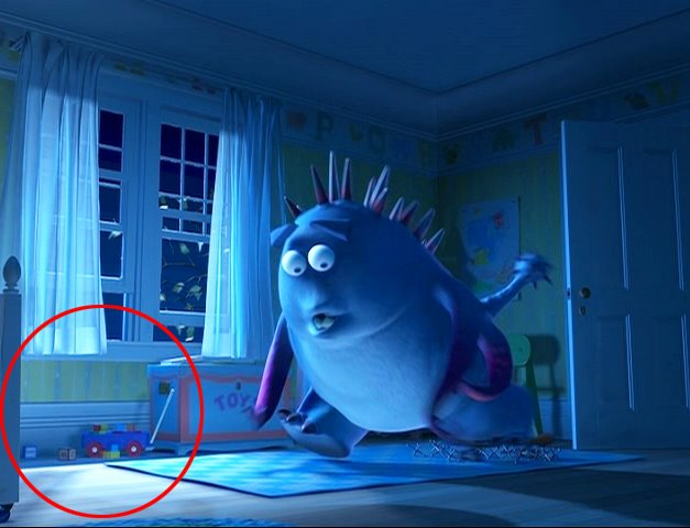Curiosidades de Pixar 2 [Imperdible]
