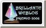 Brillante Weblog Award 2008