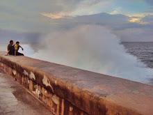 EL Malecón de la Habana...