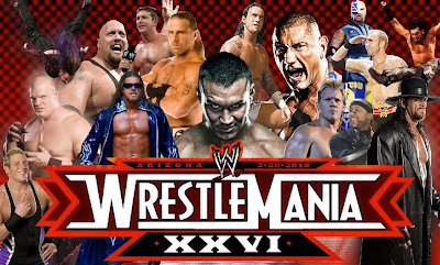 26th WWE WrestleMania Results