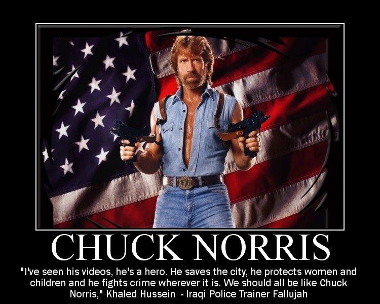 World News Blog: chuck norris dead From Heart Failure