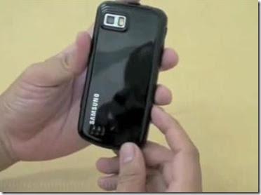 Samsung i7500 Cell Phone