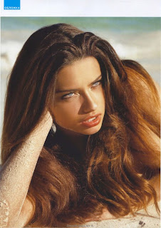 Adriana Lima GQ June Russia