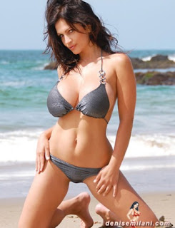 Denise Milani's Hot & Sexy Pictures, Photos, Posters & Wallpapers