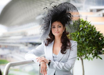 Aishwarya looks ravishing at the Longines Royal Ascot event