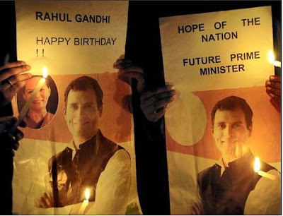 rahul gandhi birthday photo
