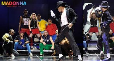 Madonna to Perform Michael Jackson's Songs and Dance