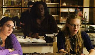 Megan Fox and Amanda Seyfried in Jennifer's Body