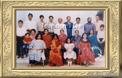 Nagarjuna's first wife