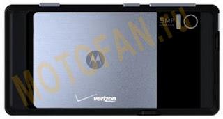 Motorola Sholes Android Phone