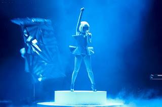 Lady GaGa Billboard Magazine August 2009