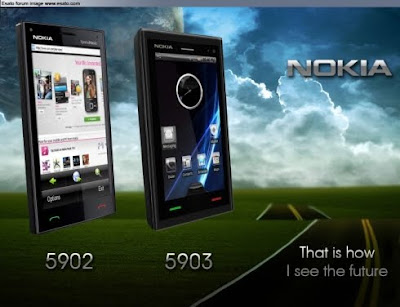 Nokia 5902 and 5903 Phone