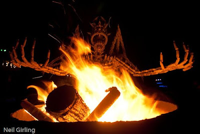 Burning man 2009 pictures