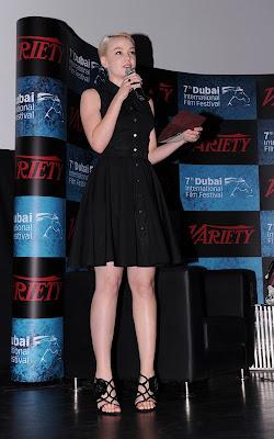 Carey Mulligan at the Dubai Film Festival Pics