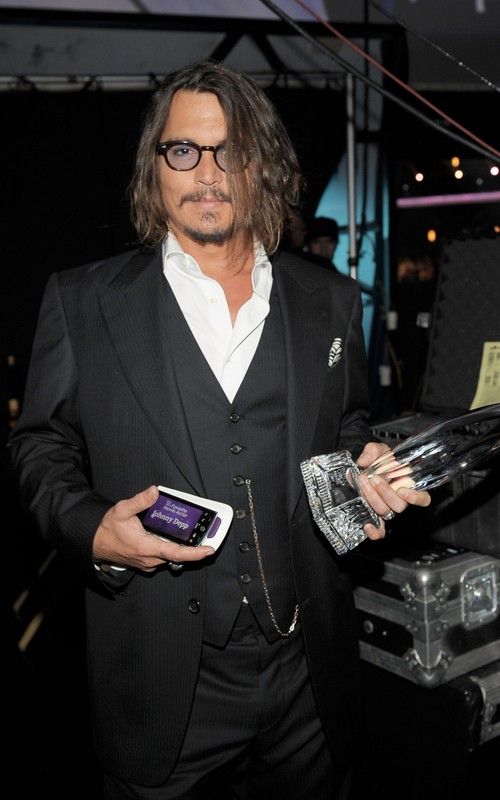 johnny depp 2011 photos. Johnny Depp at the 2011