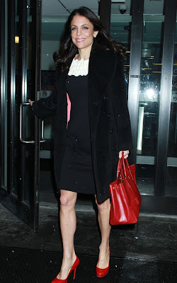 Bethenny Frankel out at Good Day New York