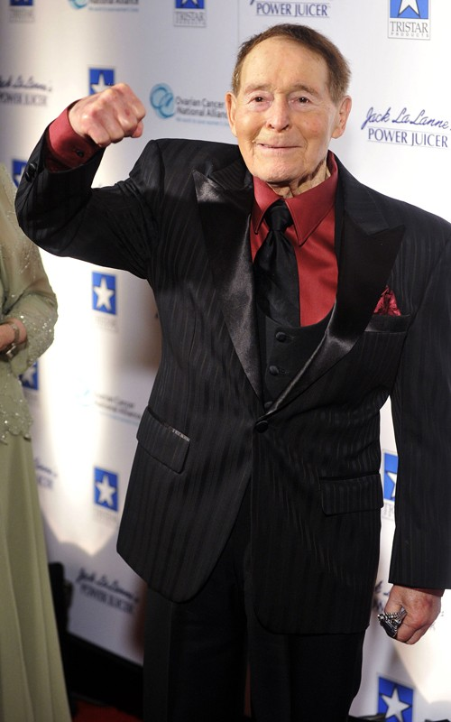 Jack LaLanne sadly passed away at the age of 96
