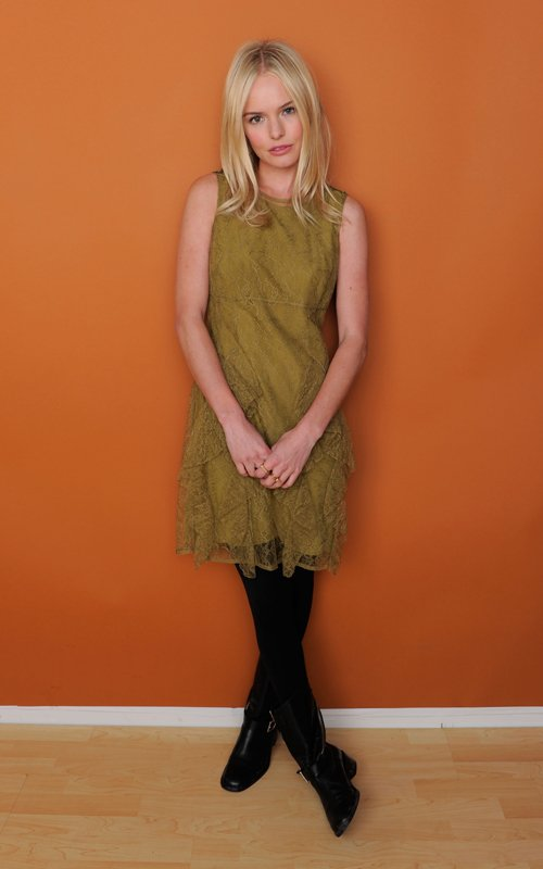 Kate Bosworth at a Sundance portrait session