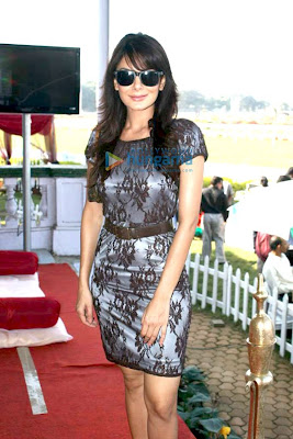 Top Models at SIPL Mahalaxmi Race Course