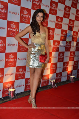 Bollywood Celebrities who attend Triumph Fashion Show