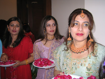 Hot Pakistani Girl Aymen In Wedding