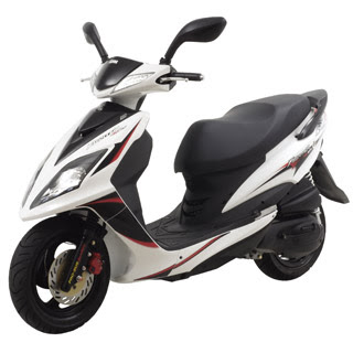 Motor Scooters on Sym Motor Scooters
