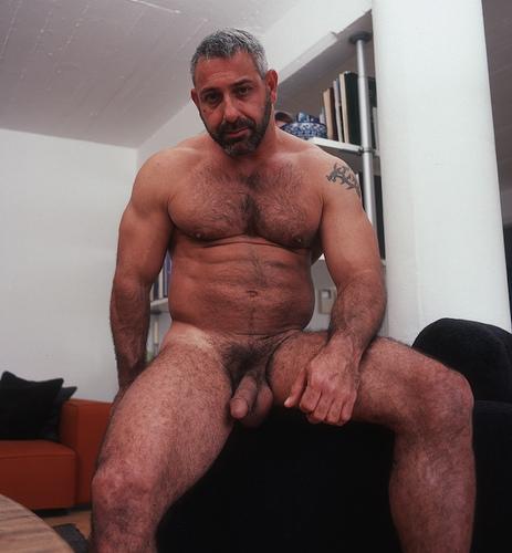 David Goldenberg Naked