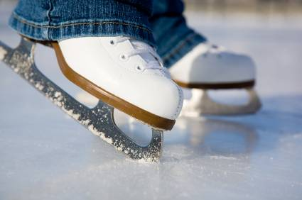 The Art of Ice: Ice Skating