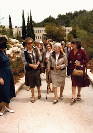 Yad Vashem. Irena, Teresa Korner (right), Wanda Rotenberg (left, one of Irena's liaison gir
