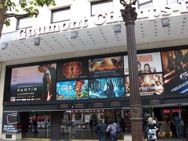Cinema at Champs-Elysees