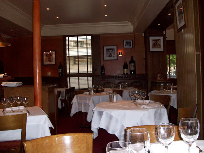 Our French Restaurant on Monday