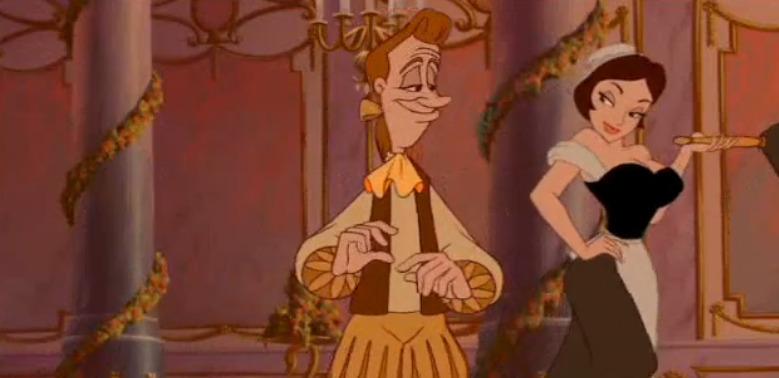 Lumiere Disney World Of War