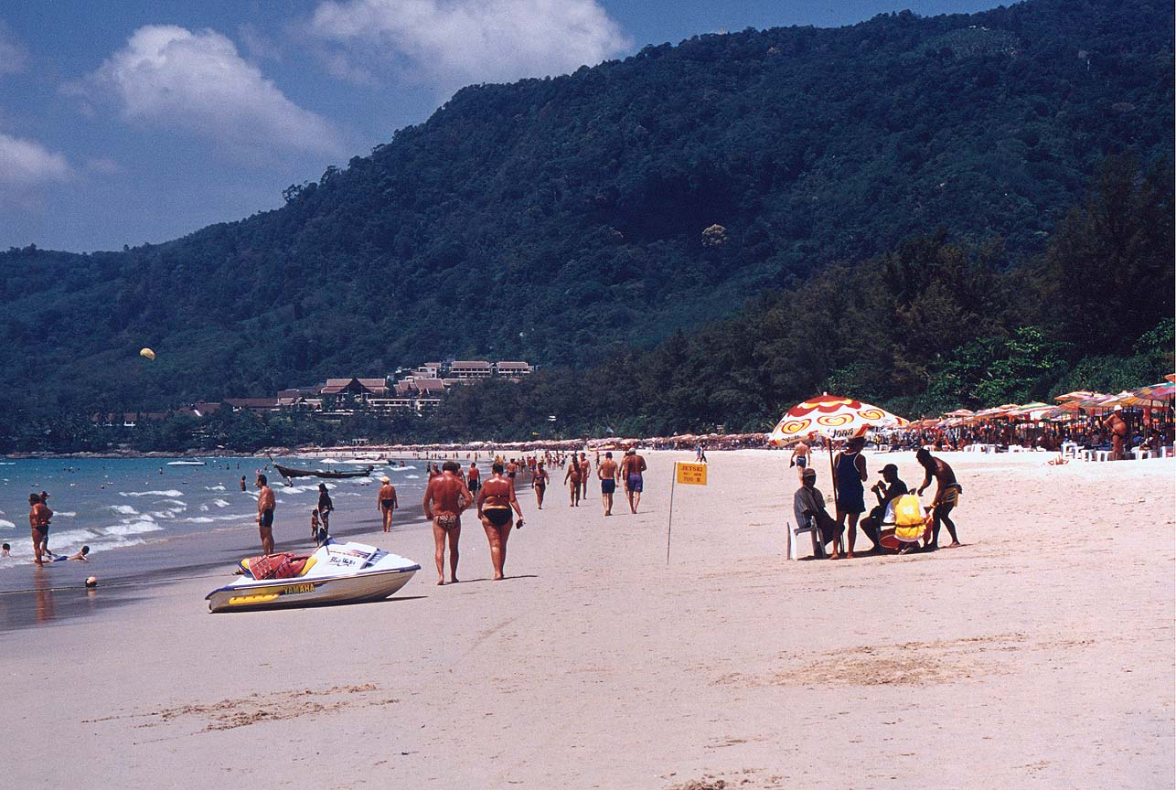 UVI INDUSTRIAL CENTER: Patong Beach