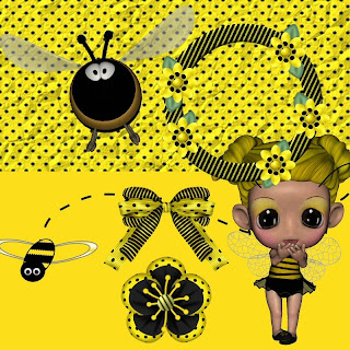 http://brandiscreations.blogspot.com/2009/04/bumble-bee-mini-kit.html
