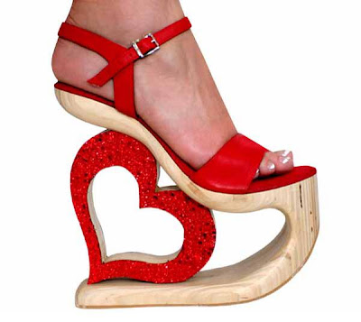 Some Serious Wedge Love ~ Trend de la Creme - Emerging trends in fashion, style, beauty, design, popular culture, and life.