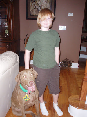 Ruh Roh, Raggy! Littlebrother and Brio as Scooby and Shaggy