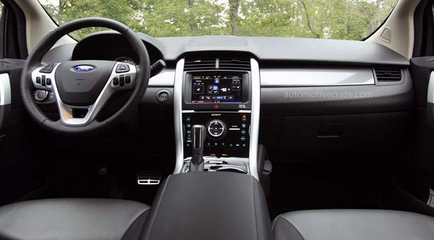 Ford Edge Interior Pictures. 2011 Ford Edge Interior
