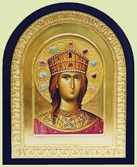 Santa Caterina Megalomartire