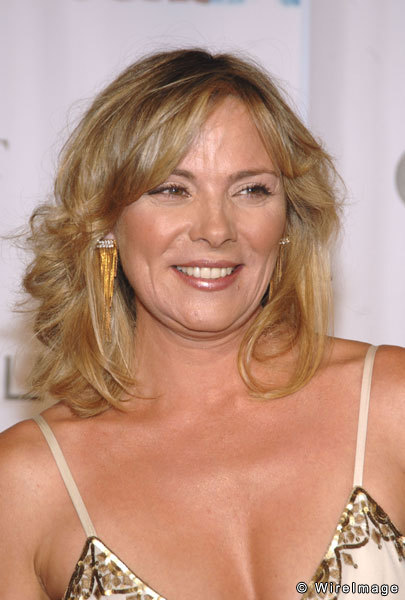 Kim Cattrall gets the chop